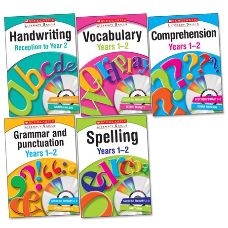 Scholastic Literacy Skills Set: Years 1-2