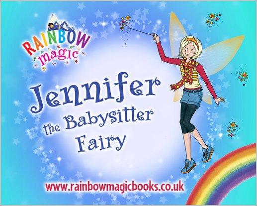 Rainbow Magic Jennifer the Babysitting Fairy wallpaper