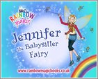 Rainbow Magic Jennifer the Babysitting Fairy wallpaper