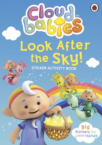 Cloudbabies: Look After the Sky! Sticker Activity Book