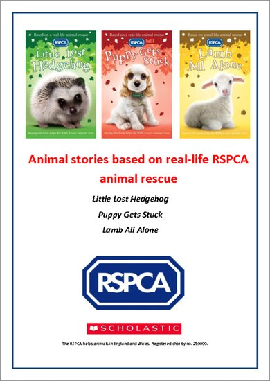 RSPCA Information Pack