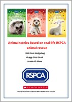 Rspca fiction information packs 1035185