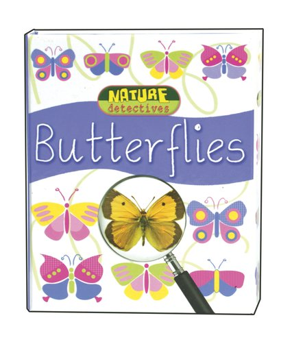 Pocket Power Nature Detectives: Butterflies