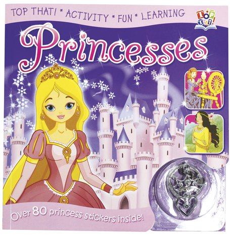 Sticker Station: Princesses