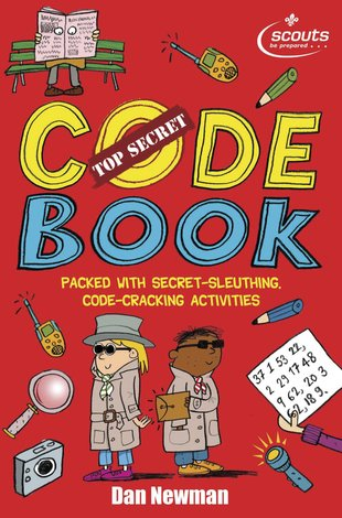 Scouts: Top Secret Code Book