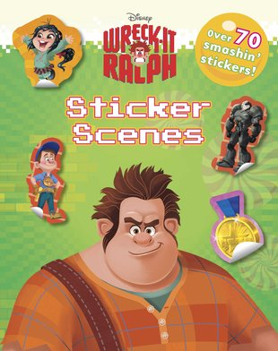 Wreck-It Ralph: Sticker Scenes