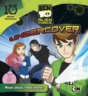 Ben 10 Alien Force: Undercover