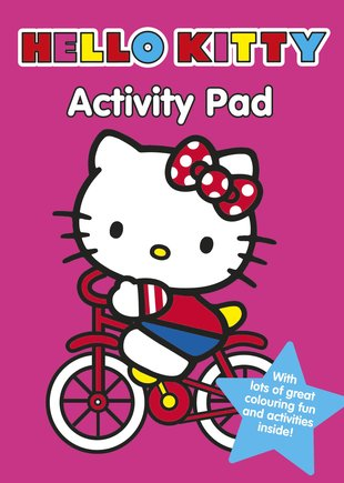 Hello Kitty Activity Pad