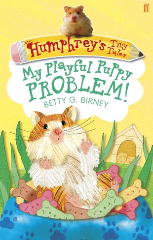 Humphrey's Tiny Tales: My Playful Puppy Problem!