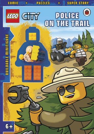 LEGO® CITY™: Police on the Trail