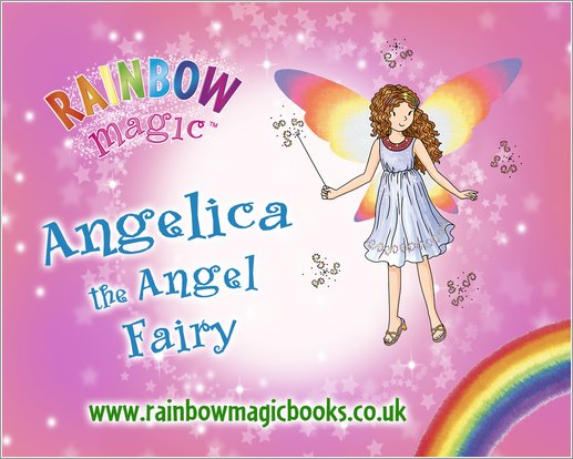 Rainbow Magic Angelica Wallpaper