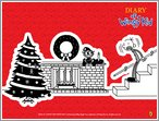 Wimpy Kid Christmas Wallpaper