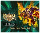 Beast Quest Ferrok Wallpaper