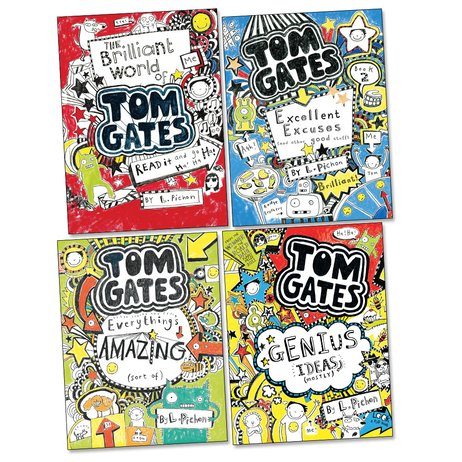 Tom Gates Pack