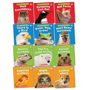 Guided Science Readers Pack: Animals x 12