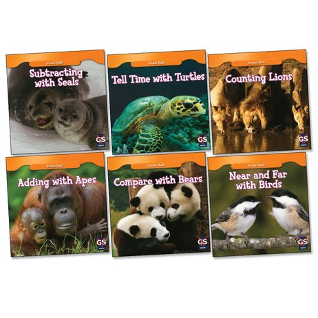 Animal Maths Pack