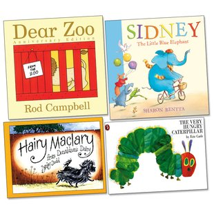 First Board Books Pack