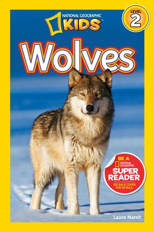 Nartional Geographic Readers: Wolves