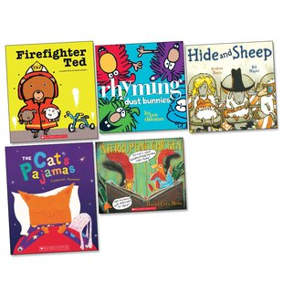 Creature Chaos Picture Book Pack x 5