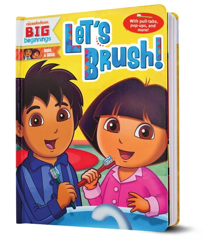 Dora and Diego: Let's Brush!