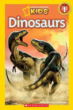 National Geographic Reader: Dinosaurs