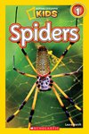 National Geographic Reader: Spiders