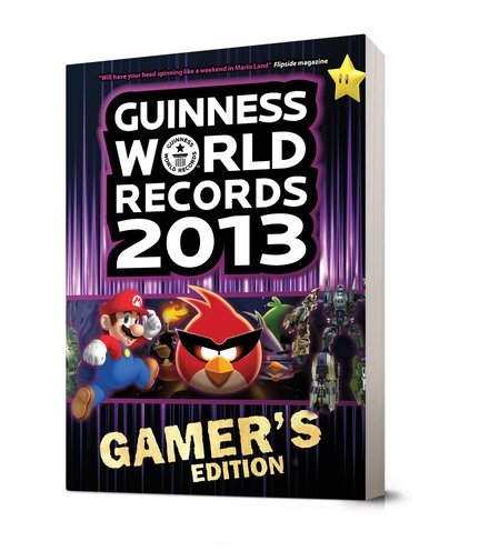 Guinness World Records 2013: Gamer's Edition