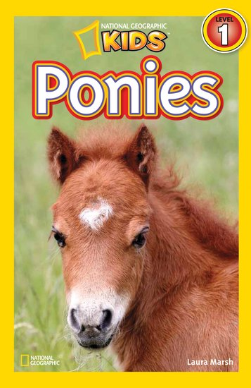 National Geographic Reader: Ponies