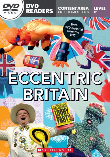 Eccentric Britain (Book and DVD)