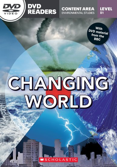 Changing World (Book and DVD)