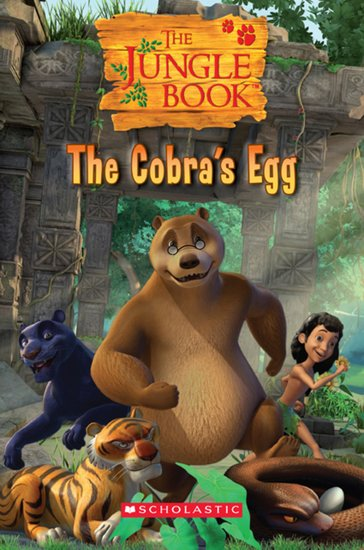 The Jungle Book: The Cobra's Egg (Book only)