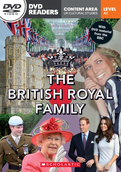 The Royal Family (Book and DVD)