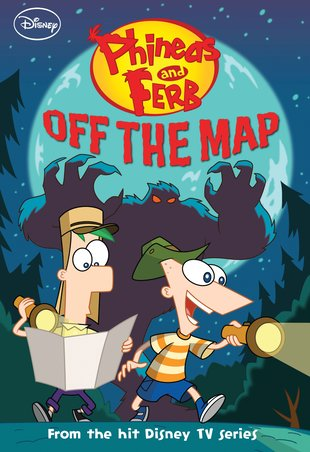 Phineas and Ferb: Off the Map