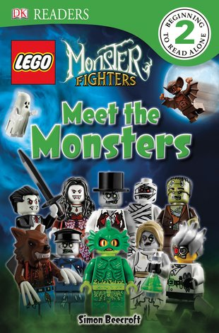 DK Readers: LEGO Monster Fighters – Meet the Monsters