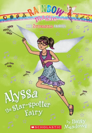 Rainbow Magic: Alyssa the Star-Spotter Fairy