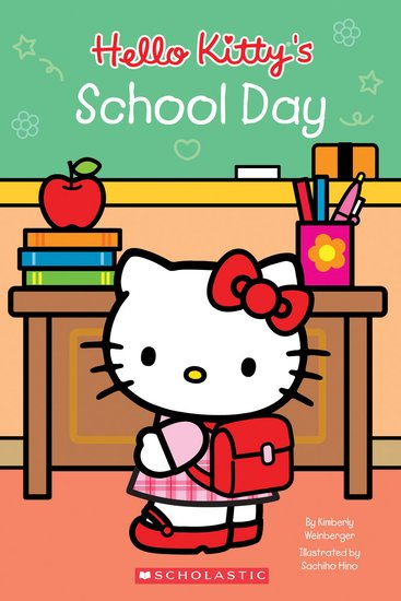 Hello Kitty's School Day