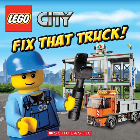 LEGO® CITY™: Fix That Truck!