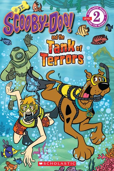 Scooby-Doo! and the Tank of Terrors