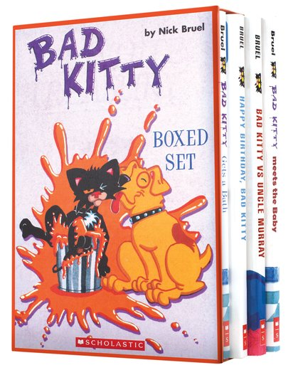 Bad Kitty Boxed Set
