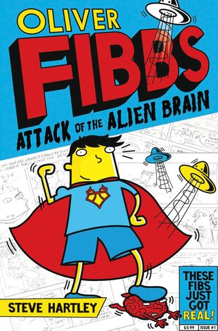 Oliver Fibbs: Attack of the Alien Brain