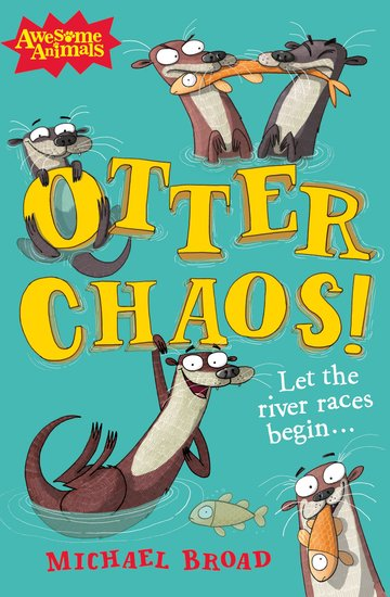 Awesome Animals: Otter Chaos!