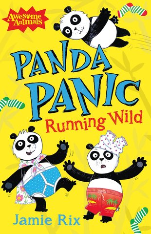 Awesome Animals: Panda Panic - Running Wild
