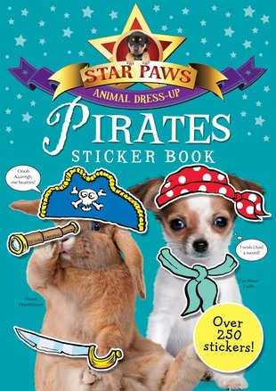 Star Paws: Pirates Sticker Book