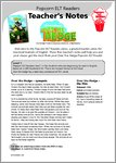 Over the Hedge - Teacher's Notes (18 pages)