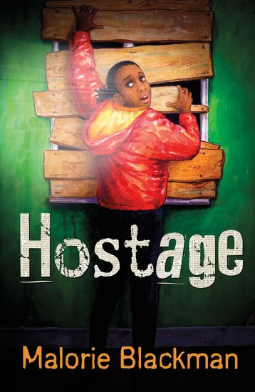 Barrington Stoke Fiction: Hostage