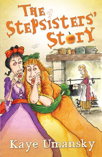 Barrington Stoke Fiction: The Stepsisters' Story