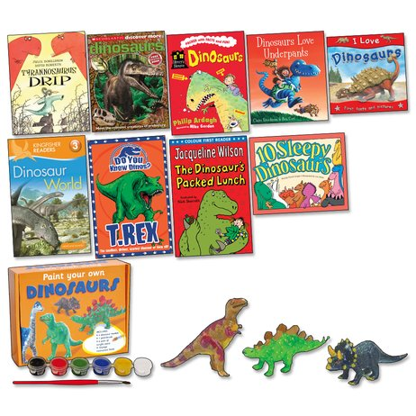 Dinosaurs Pack