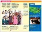 Glee: Summer Break - Sample Page (1 page)