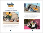 The Penguins of Madagascar: The Lost Treasure of the Golden Squirrel - Sample Chapter (3 pages)