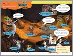The Penguins of Madagascar: The Lost Treasure of the Golden Squirrel - Sample Page (1 page)